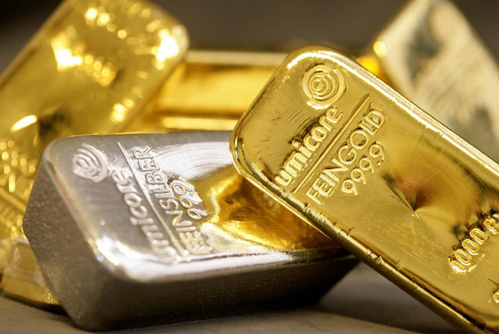 Zilver en goud kopen
